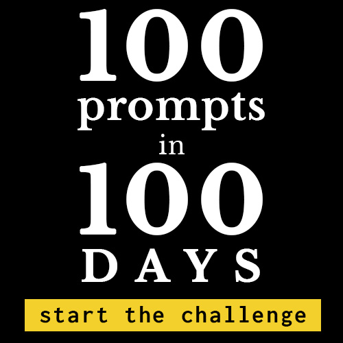 100 prompts in 100 days - start the challenge