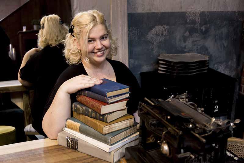 About Amanda Edens, Editor
