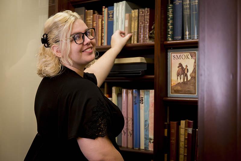 Amanda Edens, Book Editor