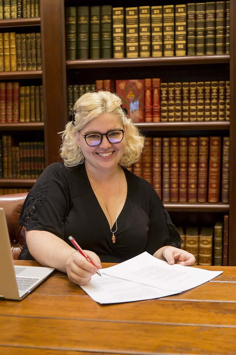 Amanda Edens, Copy Editor